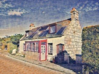 house-impressionism